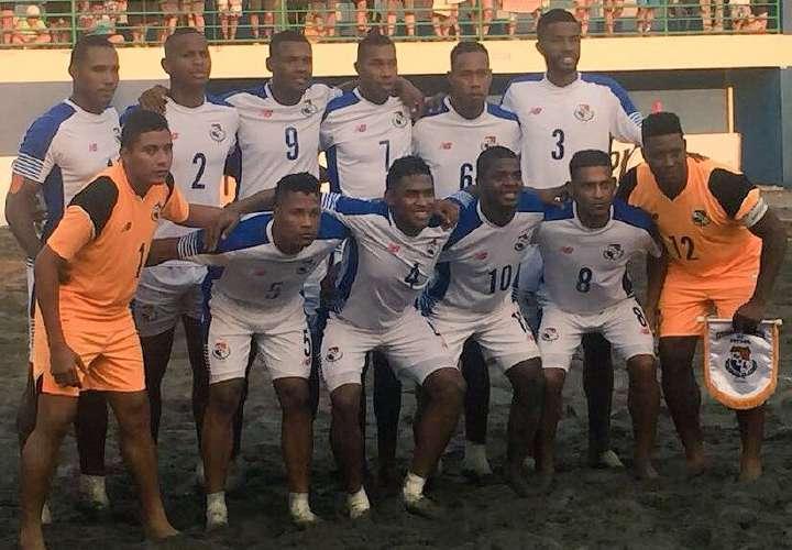 Panamá perdió en regional de fútbol playa