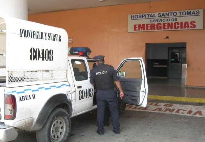 Mujer recibe balazo en el tórax y sobrevive en San Miguelito
