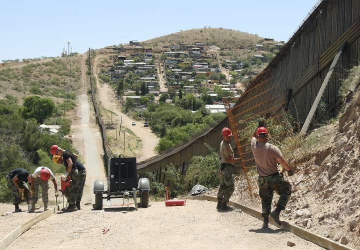 Rechazan militarización de frontera