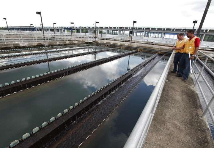 Potabilizadora de Chilibre reducirá producción de agua por mantenimiento