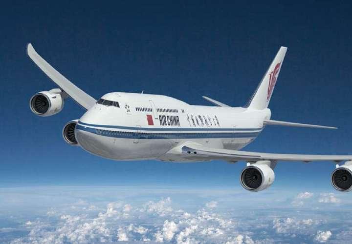 Primer vuelo de Air China llega hoy