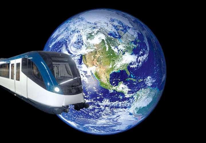 El Metro ha hecho como 259 vueltas a la Tierra