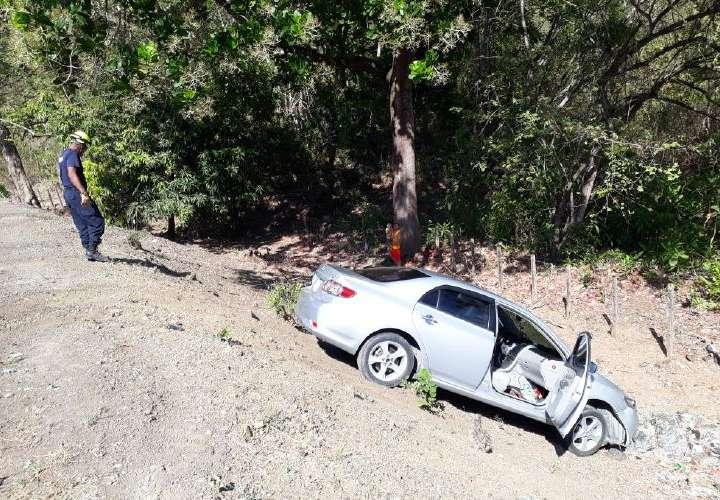 Tres heridos en Herrera