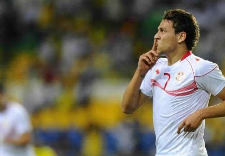 Youssef Msakni, 'ficha' de Túnez, se perderá el Mundial Rusia 2018
