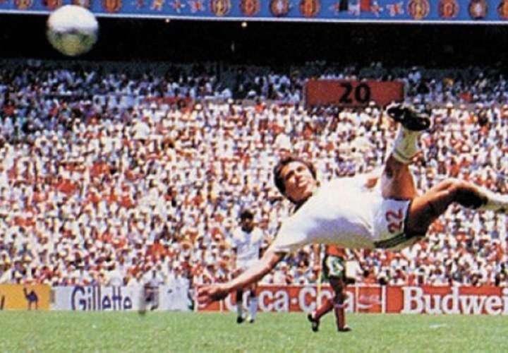 Gol de Negrete, el más bello de los mundiales