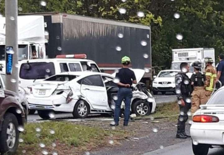Heridos en Chiriquí
