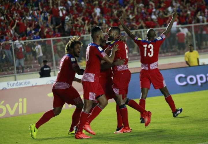 Panamá bajó dos puestos en la clasificación de la Fifa
