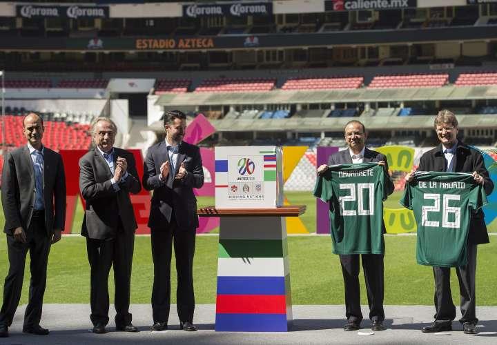 Candidatura norteamericana para el Mundial de 2026 agradece apoyo de Conmebol
