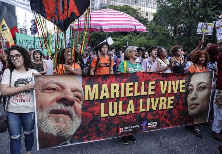 Exigen justicia en Río de Janeiro
