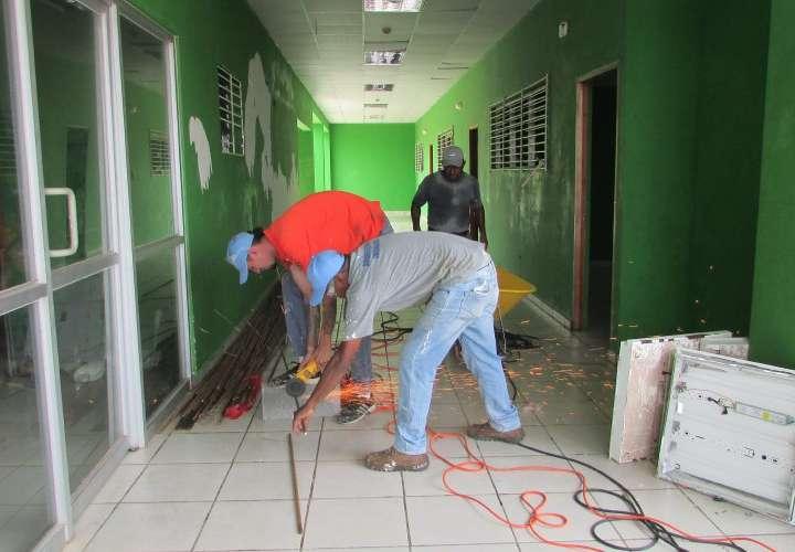 Piden no destruir centro de niños en Nueva Providencia
