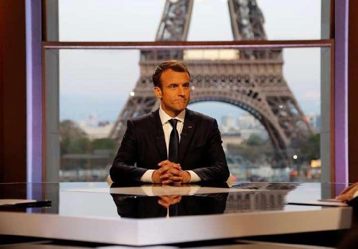 Ataque en Siria era indispensable para recuperar credibilidad, asegura Macron
