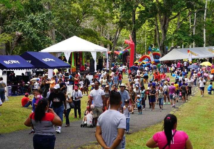 Asistencia en masa al Festi Harpía 2018