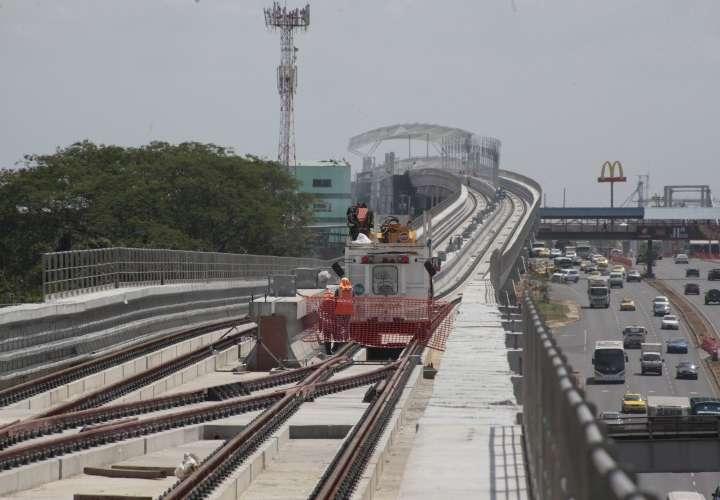 Cierres de vías por obras de Línea 2
