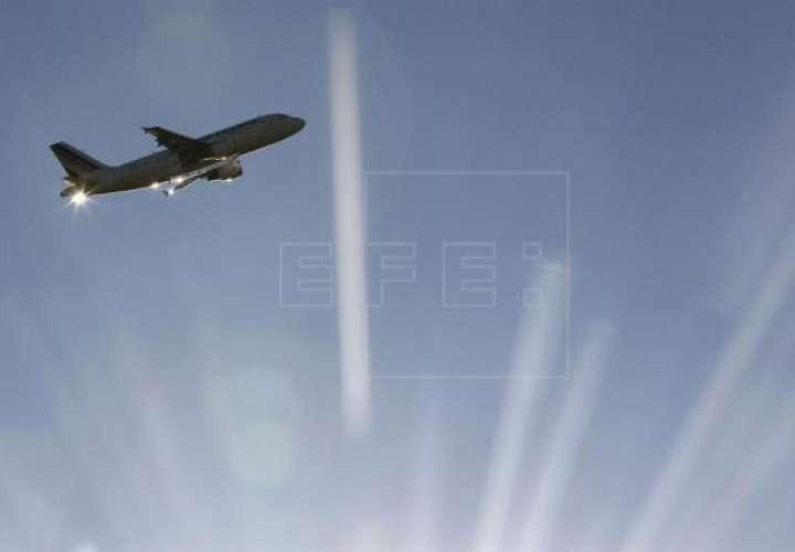 Avión de Air France. Foto/EFEarchivos