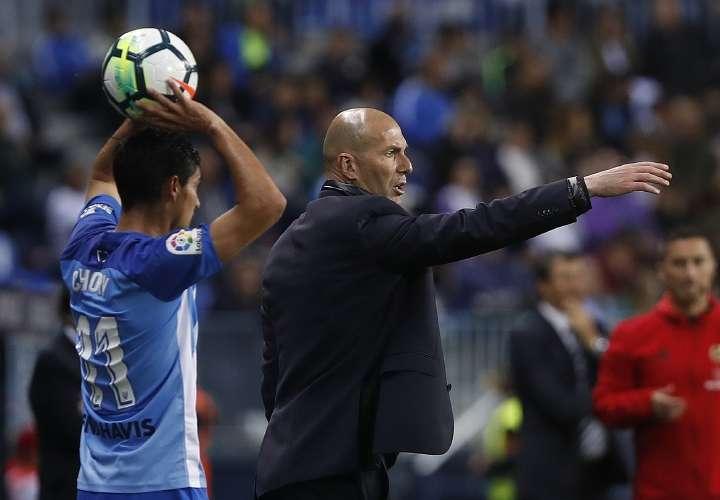 Zidane pone freno al antimadridismo