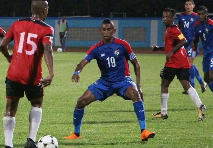 Panamá ganó 1-0 con gol de 'Chuito'