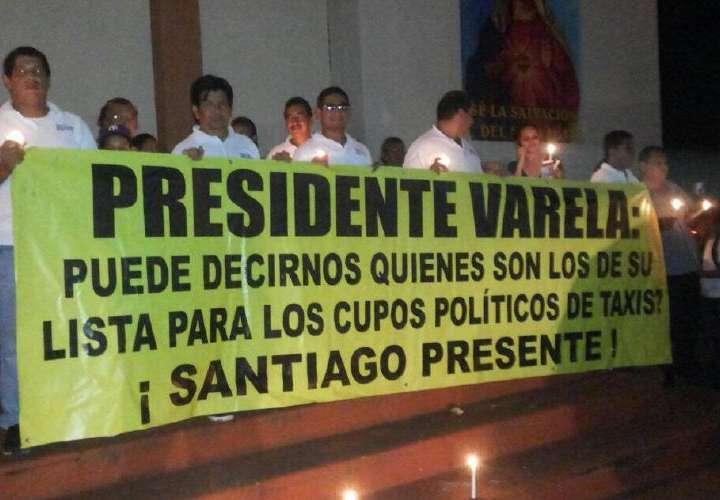 Taxistas en Veraguas denuncian despidos