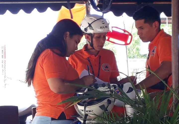 SINAPROC inspecciona juegos mecánicos en Feria de Azuero