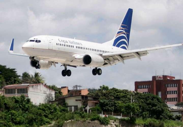 Copa reduce vuelos a Brasil
