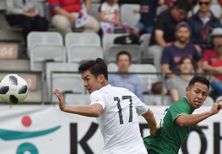 Corea del Sur busca mejorar su posición en el mundial de 2002.