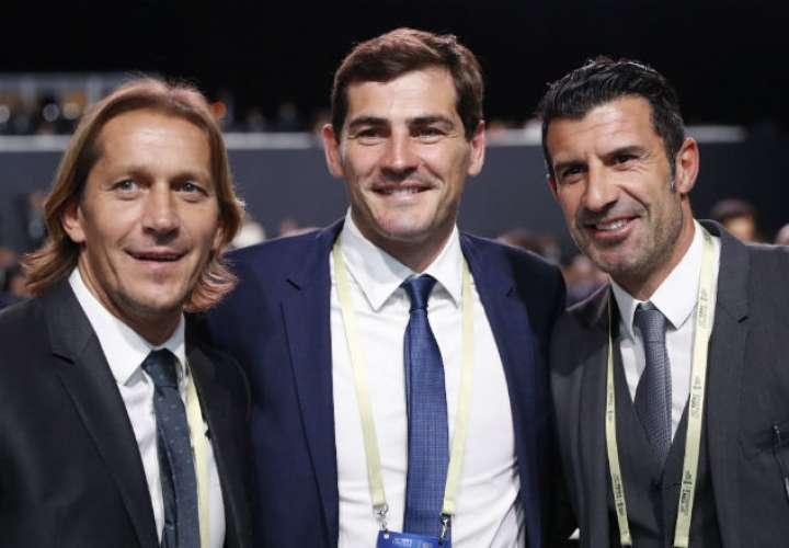 Iker Casillas, El actual portero del Oporto y campeón mundial en 2010. Foto: AP