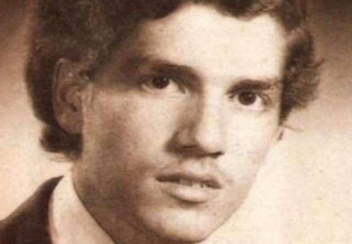 Dirigente estudiantil Jorge Antonio Camacho Castro. Foto: Archivo