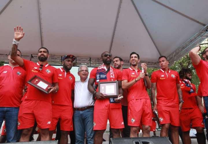 Blas, Tejada, Baloy, Gómez y Penedo le dicen adiós a la selección de Panamá
