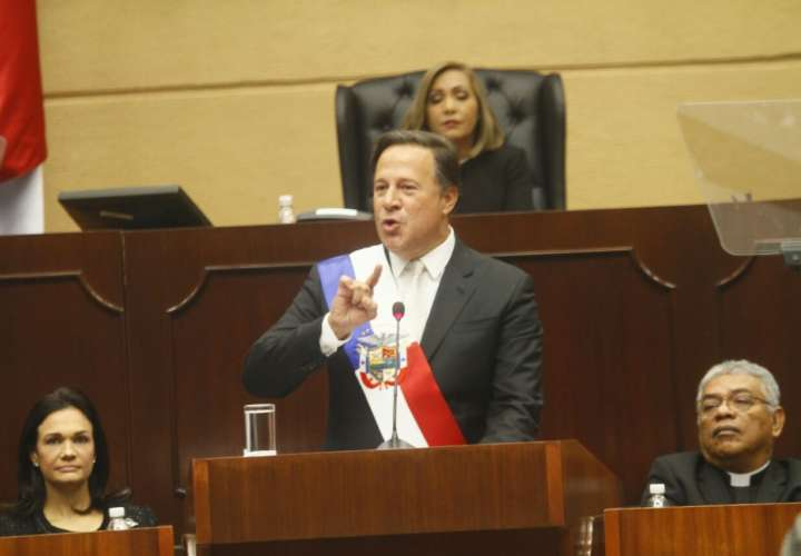 Presidente Varela sanciona cinco leyes