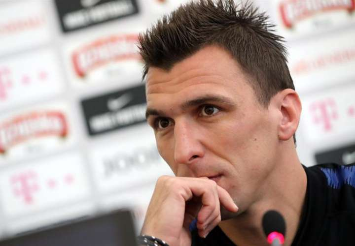 """Mandzukic: """"Llevamos años esperando la ocasión de hacer algo grande"""""""