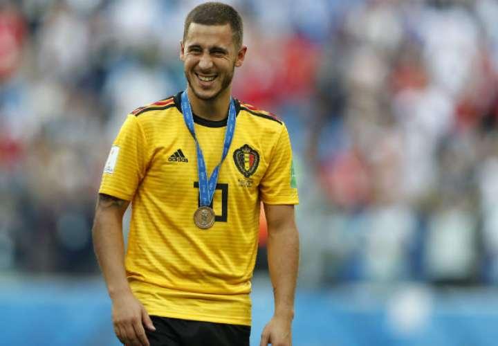 Hazard: 'Es para estar orgullosos de este equipo'