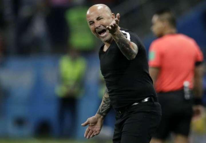 La prensa argentina anticipa la salida de Jorge Sampaoli como seleccionador
