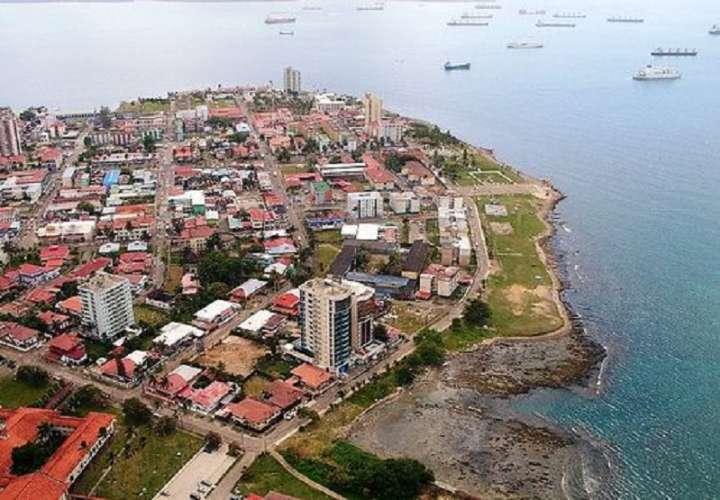 Vista general de la bahía de Manzanillo. Foto: Diómedes Sánchez