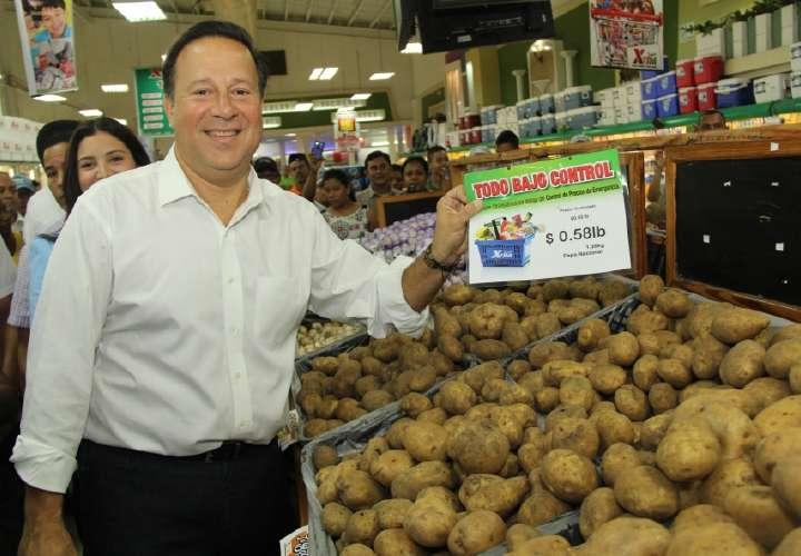 Fracasó Varela y su control de precios: Roux