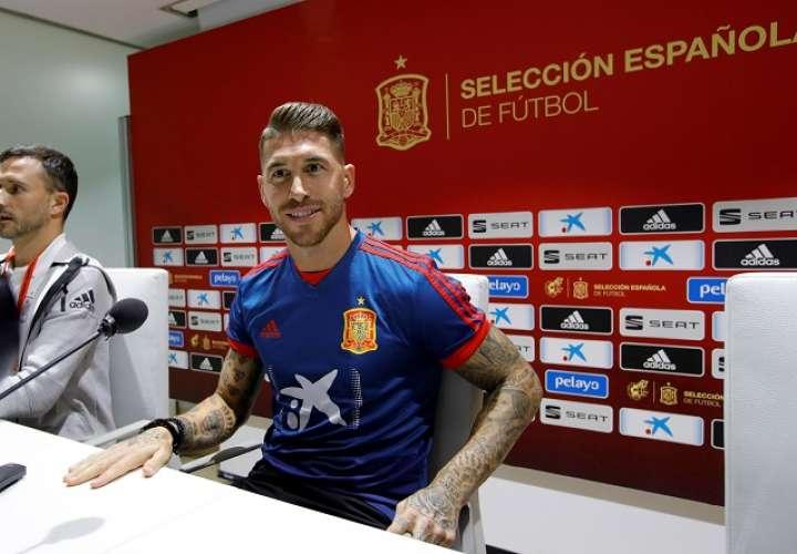 Sergio Ramos cree que España ha vuelto a recuperar la ilusión