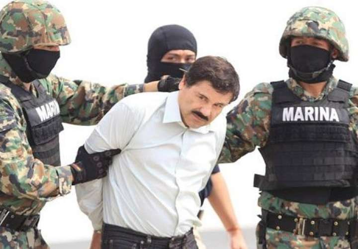 El Chapo Guzmán sufriría de demencia