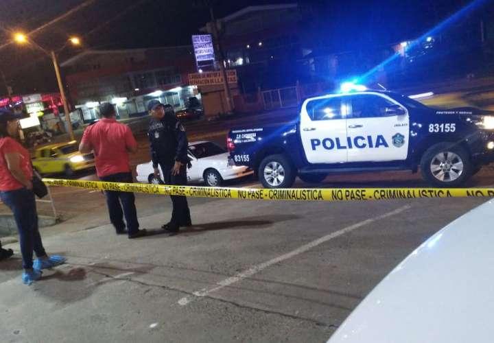 Agente de seguridad termina con 7 balazos durante tiroteo en bar chorrerano