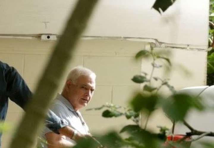 Corte declina competencia en caso de Ricardo Martinelli