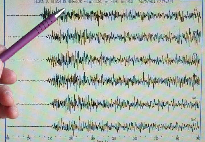 El epicentro del seísmo, ocurrido a las 12.34 hora local (04.34 GMT), se localizó a 104,2 kilómetros al este de Hualien. EFE Archivo