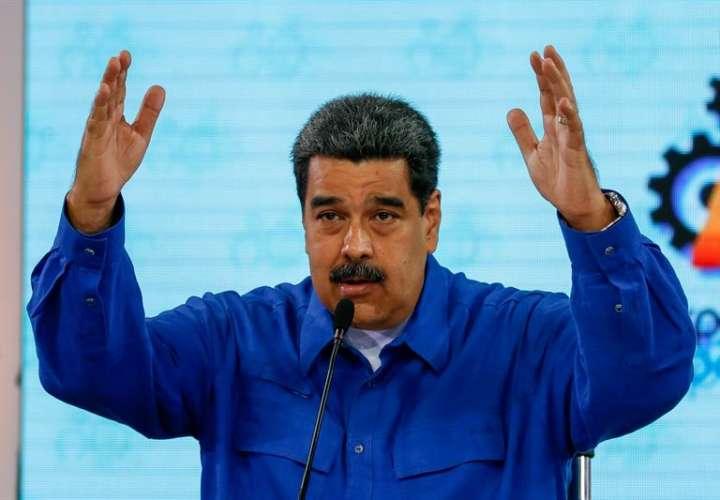 Nicolás Maduro, presidente de Venezuela. EFE