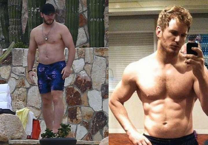 Chris Pratt conmociona a sus fans por su excesivo aumento de peso