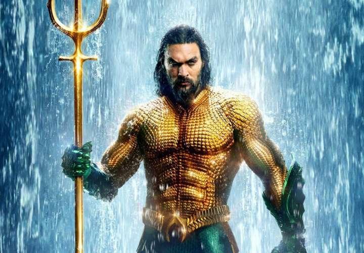 'Aquaman' supera los mill millones y aún no se estrena en Japón