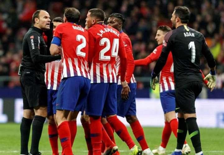 Girona elimina al Atlético de Madrid en octavos de final de la Copa del Rey