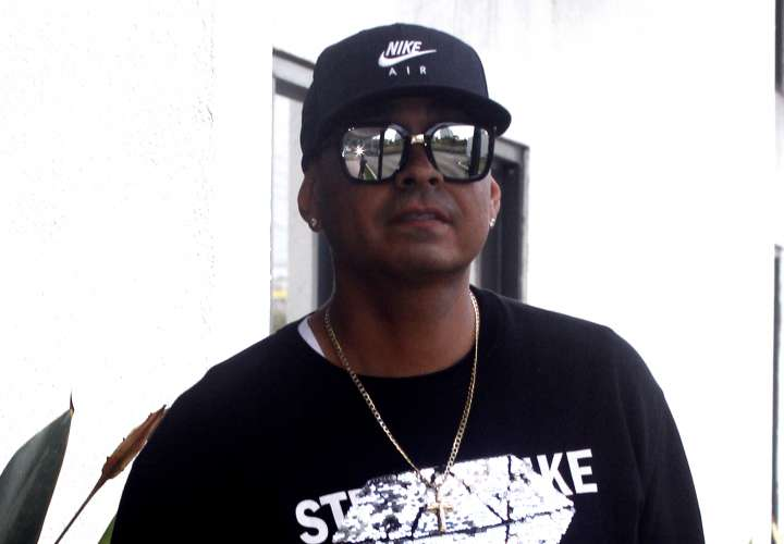 Osvaldo Ayala tiró una plena interiorana con el Real Phantom