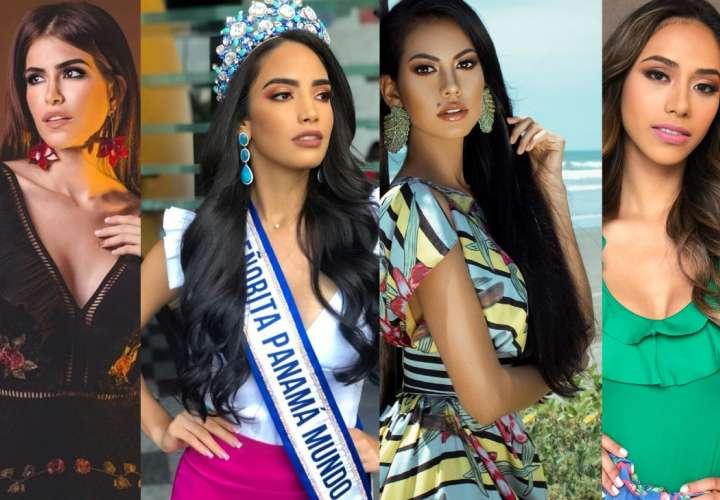 Org. Srta. Panamá vuelve al formato de tres coronas y se separan del Miss Mundo