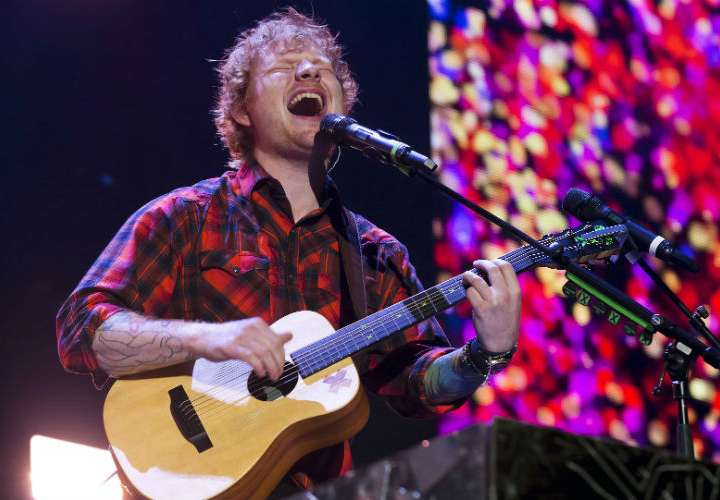 Ed Sheeran confiesa que deja la marihuana