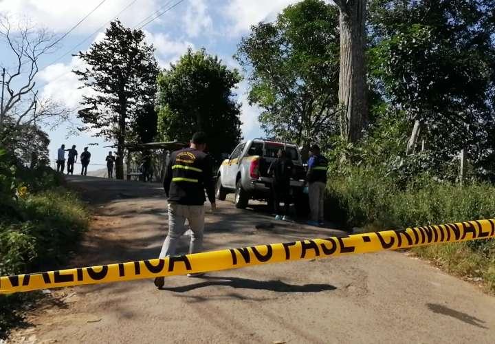 Reconocen a las víctimas de triple homicidio en Arraiján