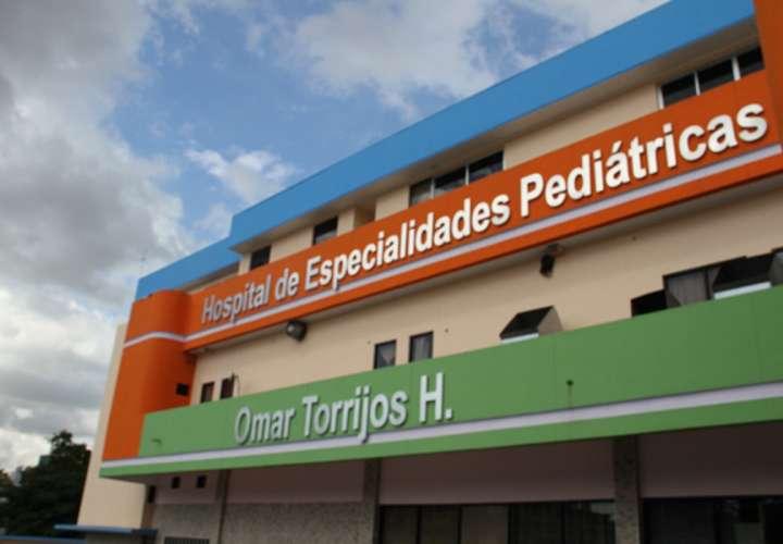 Los menores beneficiados son atendidos en el Hospital de Especialidades Pediátricas.