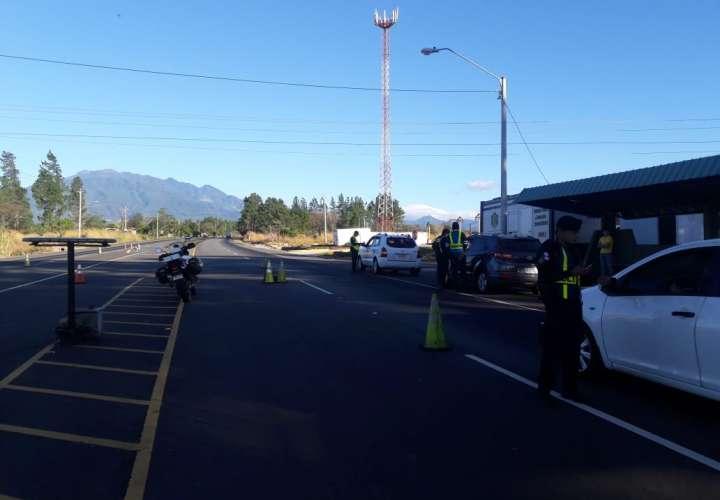 Investigan robo a empresa de transporte de valores en Chiriquí