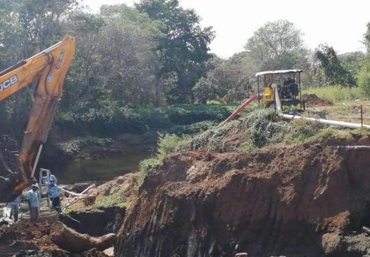 Suministro de agua será irregular en Parita