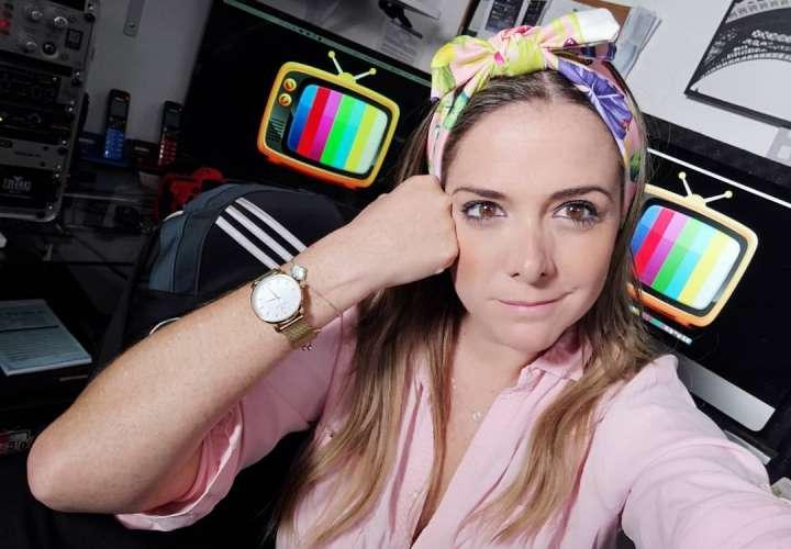 Bettina García anhela con volver a Venezuela y estar en la televisión